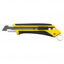 Olfa L6-AL Fiberglass-Reinforced Auto-Lock Utility Knife with Lanyard Hole