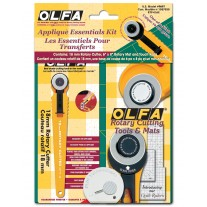 Olfa RTY-2/RE Applique Essentials Kit