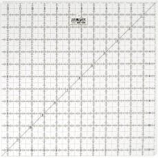 "Olfa QR-12S 12 1/2"" Square Acrylic Ruler"