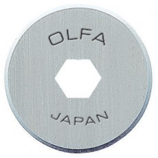 Olfa RB18-500 Rotary Blade 18mm, 500 Bulk Pack