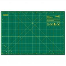 """Olfa RM-CG Cutting Mat, 12"""" x 18"""" Green"""