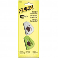 Olfa TK-3M Magnetic Touch Knife 2pk