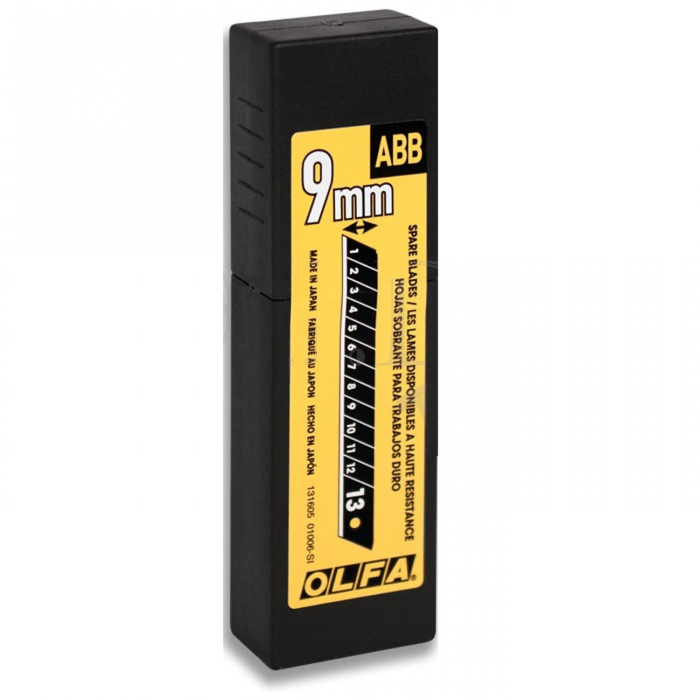 Olfa ABB-10B 'UltraMax' Carbon Blade Case