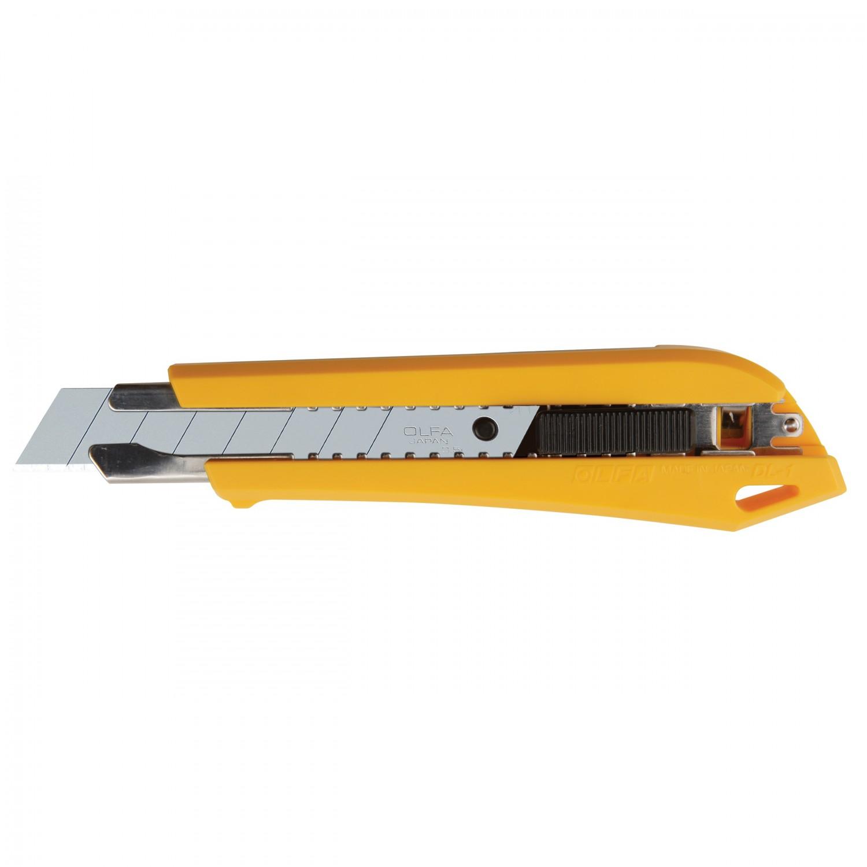 Olfa DL-1 SNAP it 'N' TRAP it Heavy-Duty Utility Knife Front