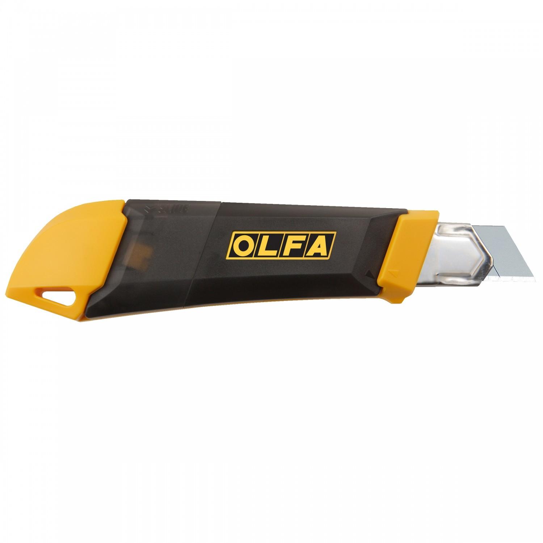 Olfa DL-1 SNAP it 'N' TRAP it Heavy-Duty Utility Knife Back