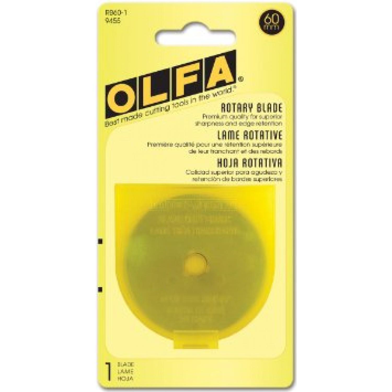 Olfa RB60-1 Rotary Blade Pack