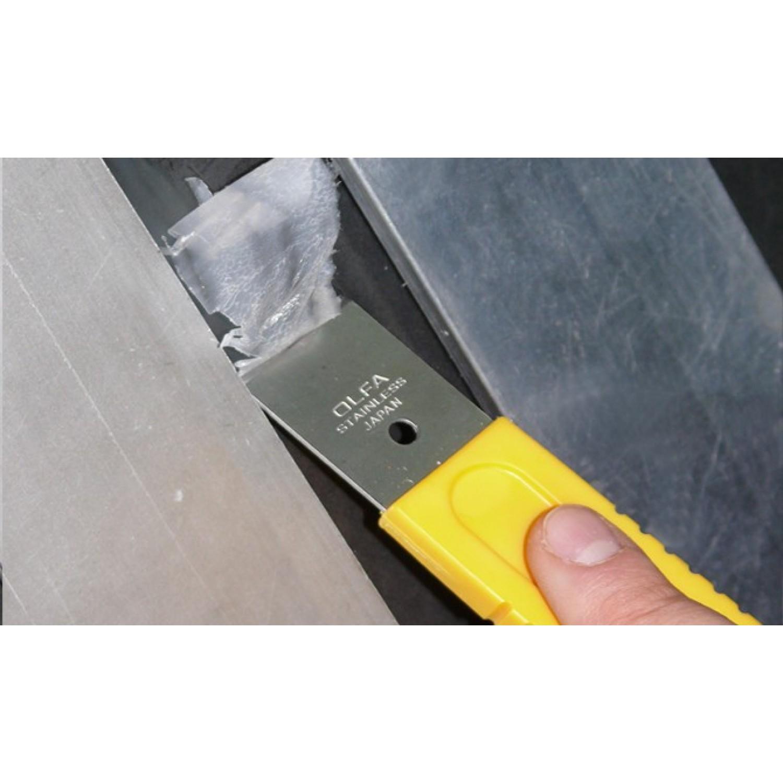 Olfa SCR-S Scraper Example